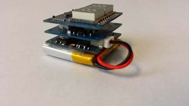 Stack without USB board