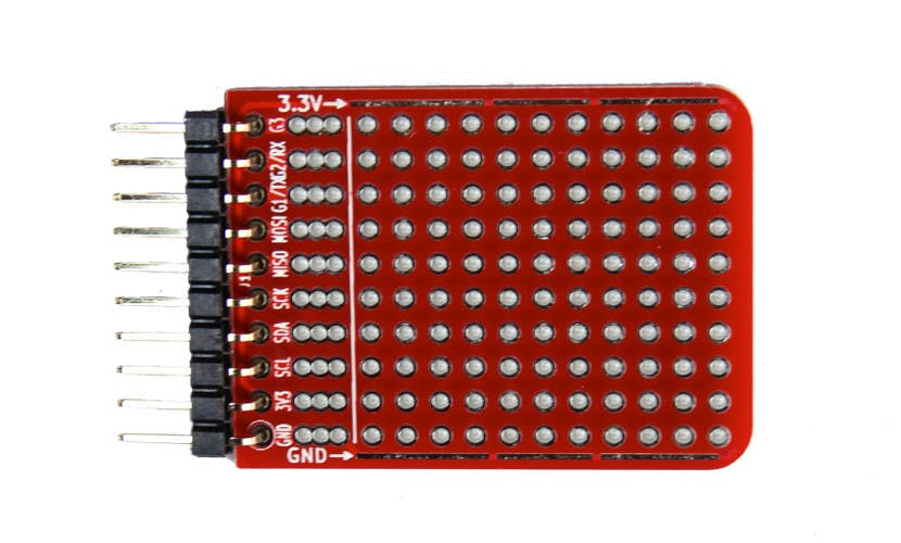 DIY Module (Single-wide) for Tessel