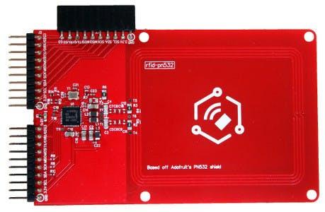 RFID Module for Tessel