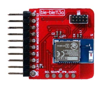 Bluetooth Low Energy Module for Tessel