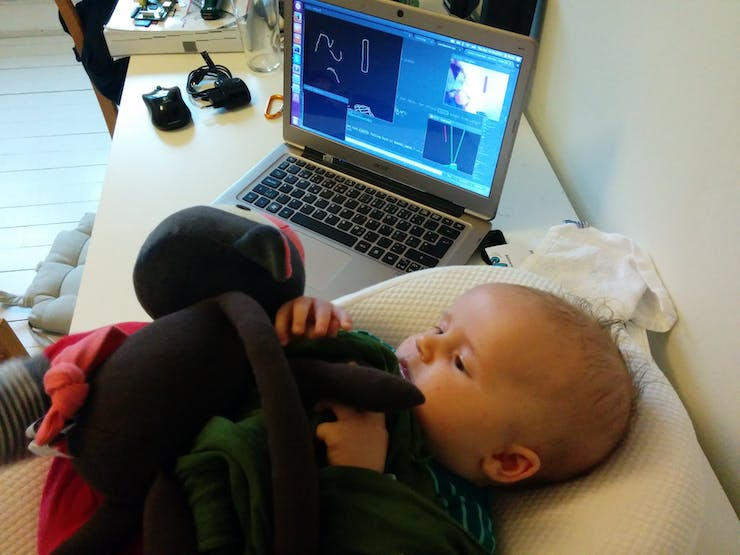 Stopping the monkey from typing on the keyboard. And thats good since monkeys don't understand c++
