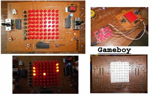 Gameboy using MSP430 - Hackster io