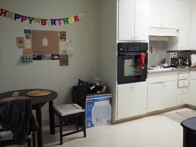 Kitchen Investigation