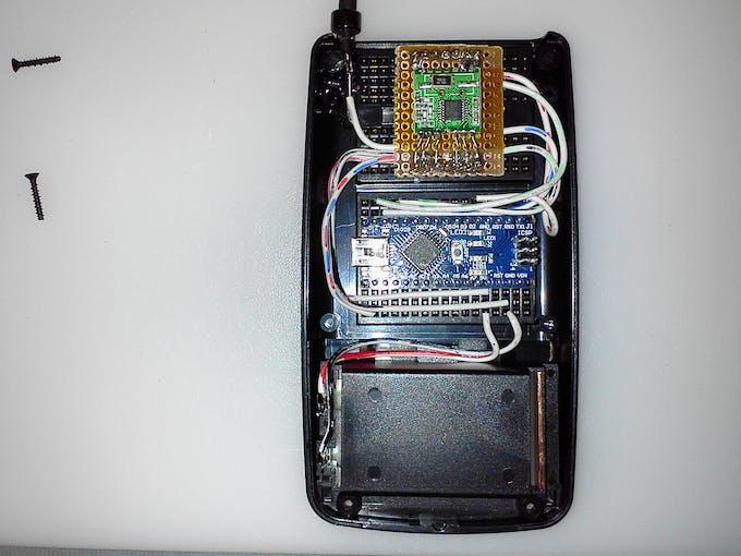 Complete Remote Unit
