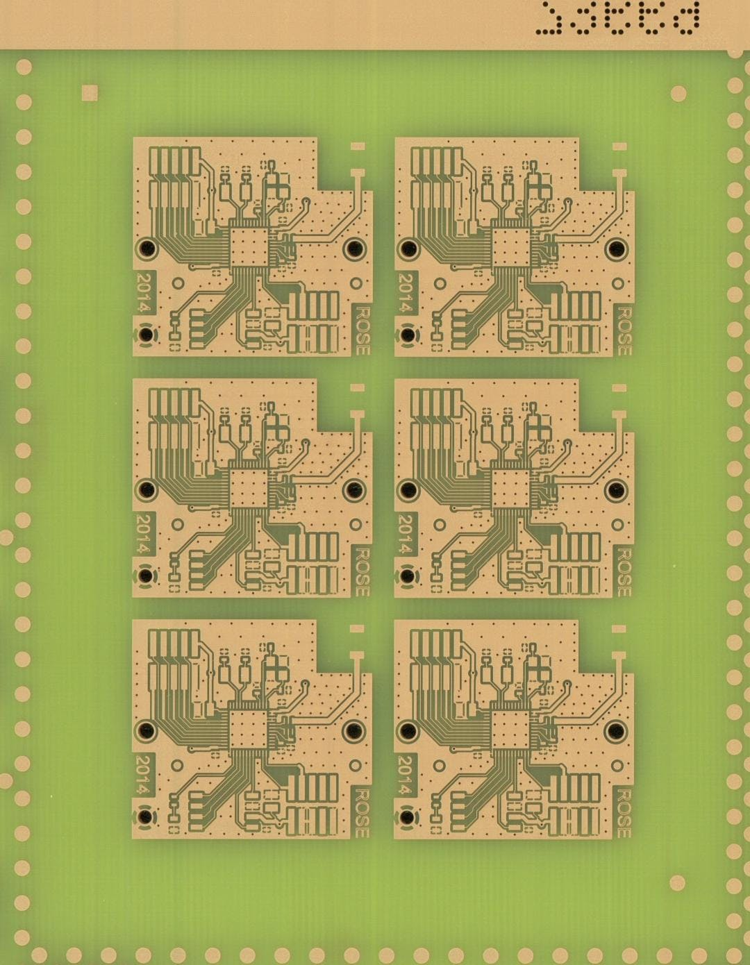 PCB production