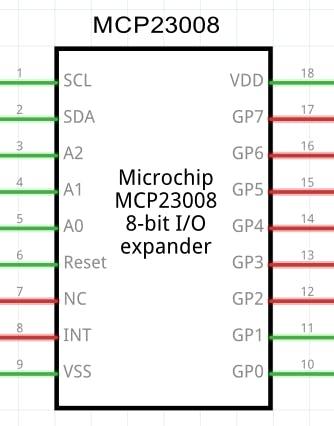 I2C Port Expander Sample - Hackster io