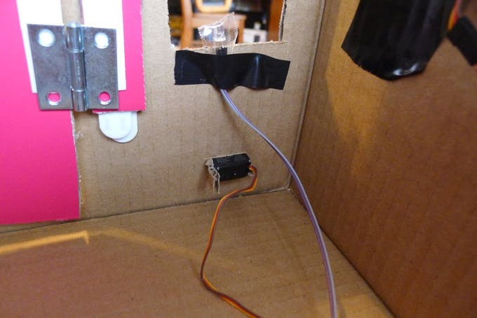 Physical home automation interface arduino project hub