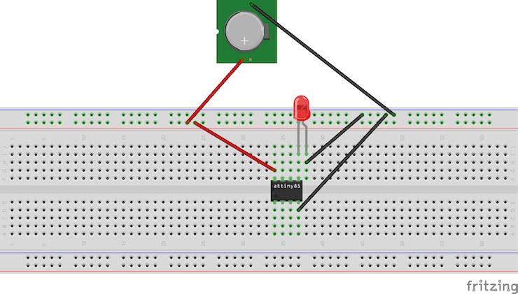 Programming ATtiny85 with Arduino Uno - Hackster io