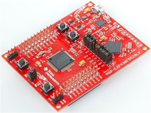 MSP-EXP430F5529LP LaunchPad