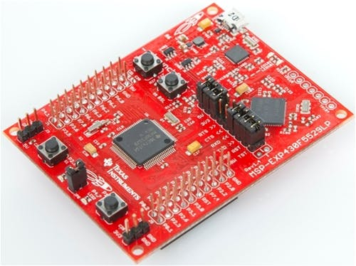 MSP-EXP430F5529LP MSP430 LaunchPad