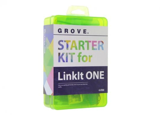Grove Starter Kit for LinkIt ONE
