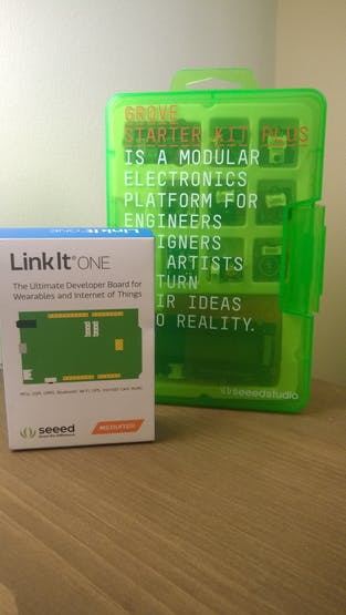 LinkIt ONE and Grove Kit