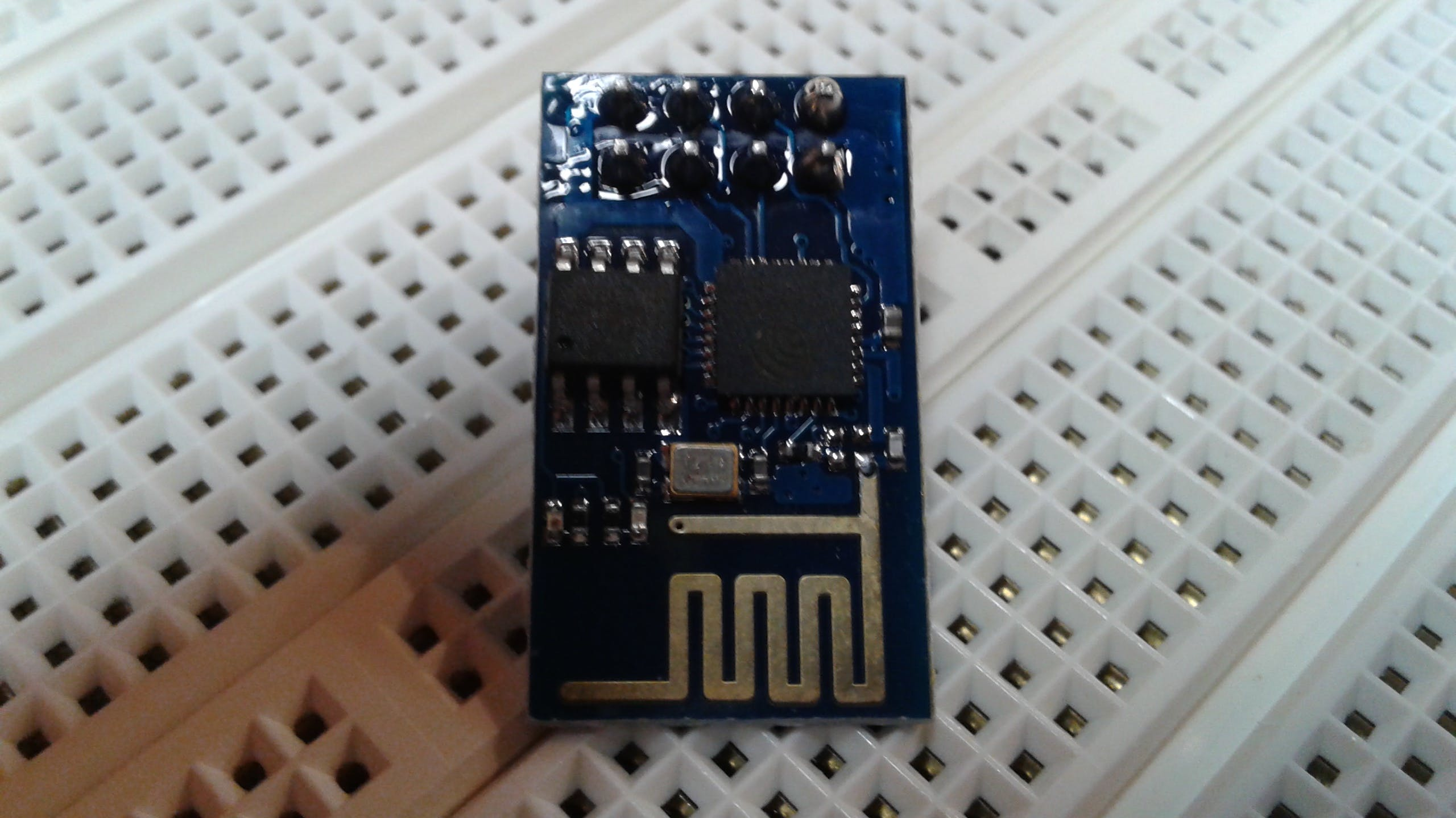 Here is the remarkable ESP8266 ready to be boxed!
