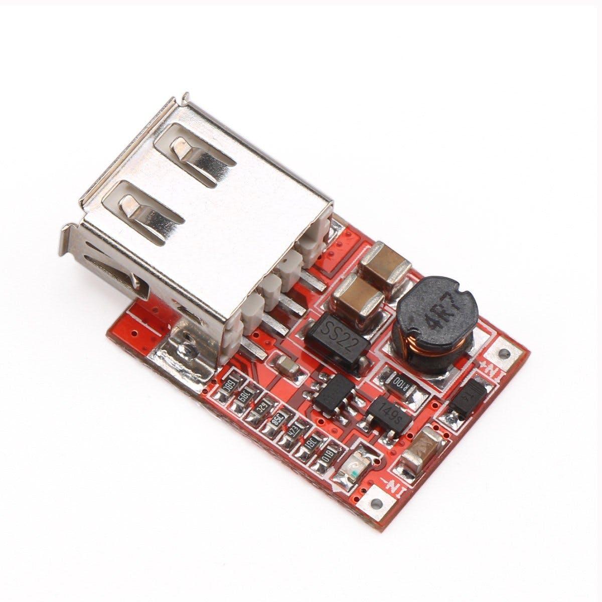 5V USB Charging Port