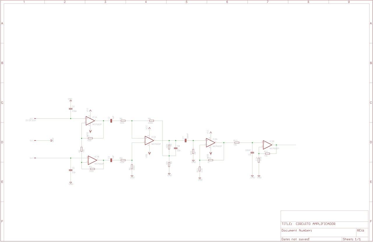 Circuito Not : Ti hercules rm57 cardiac monitor hackster.io