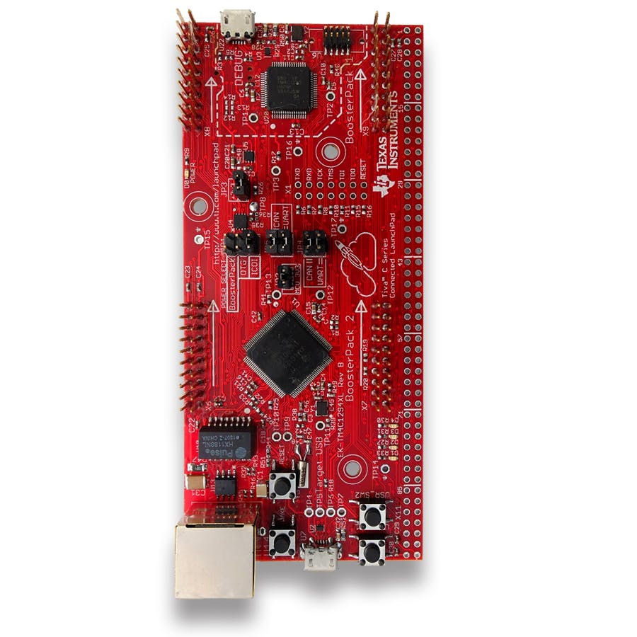 EK-TM4C1294XL TM4C Tiva Ethernet LaunchPad