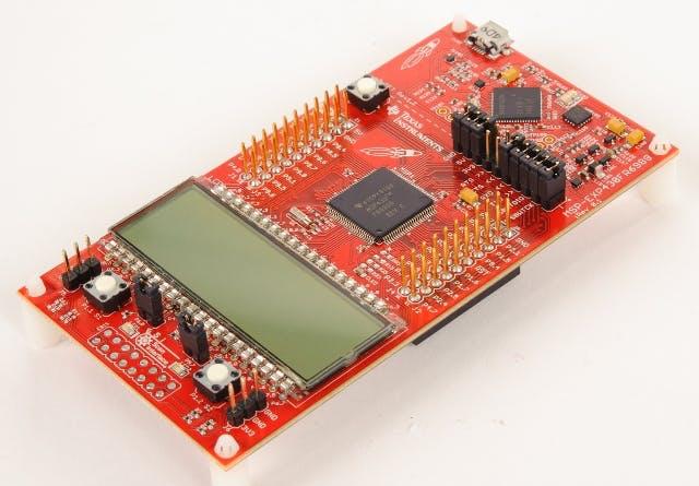 MSP-EXP430FR6989 LaunchPad