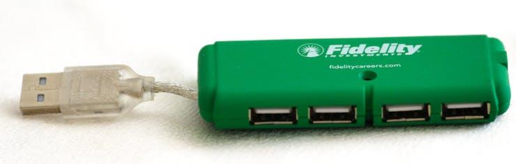 A Bus Powered USB Hub