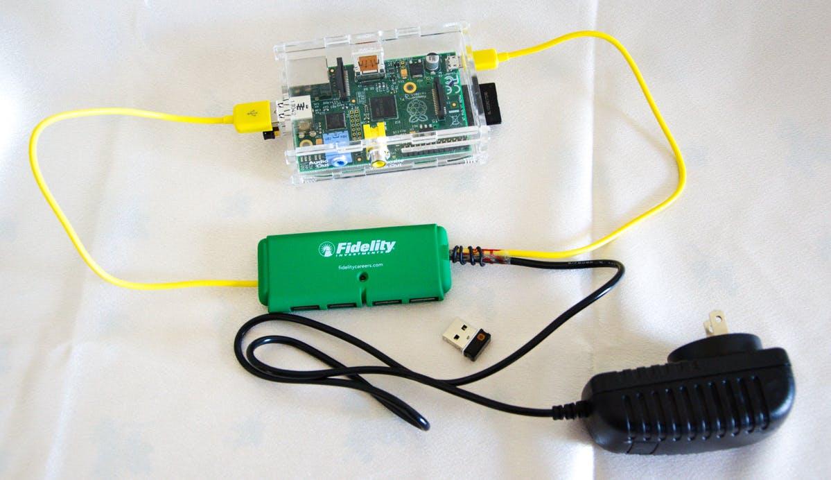 The Raspberry Pi Power Setup