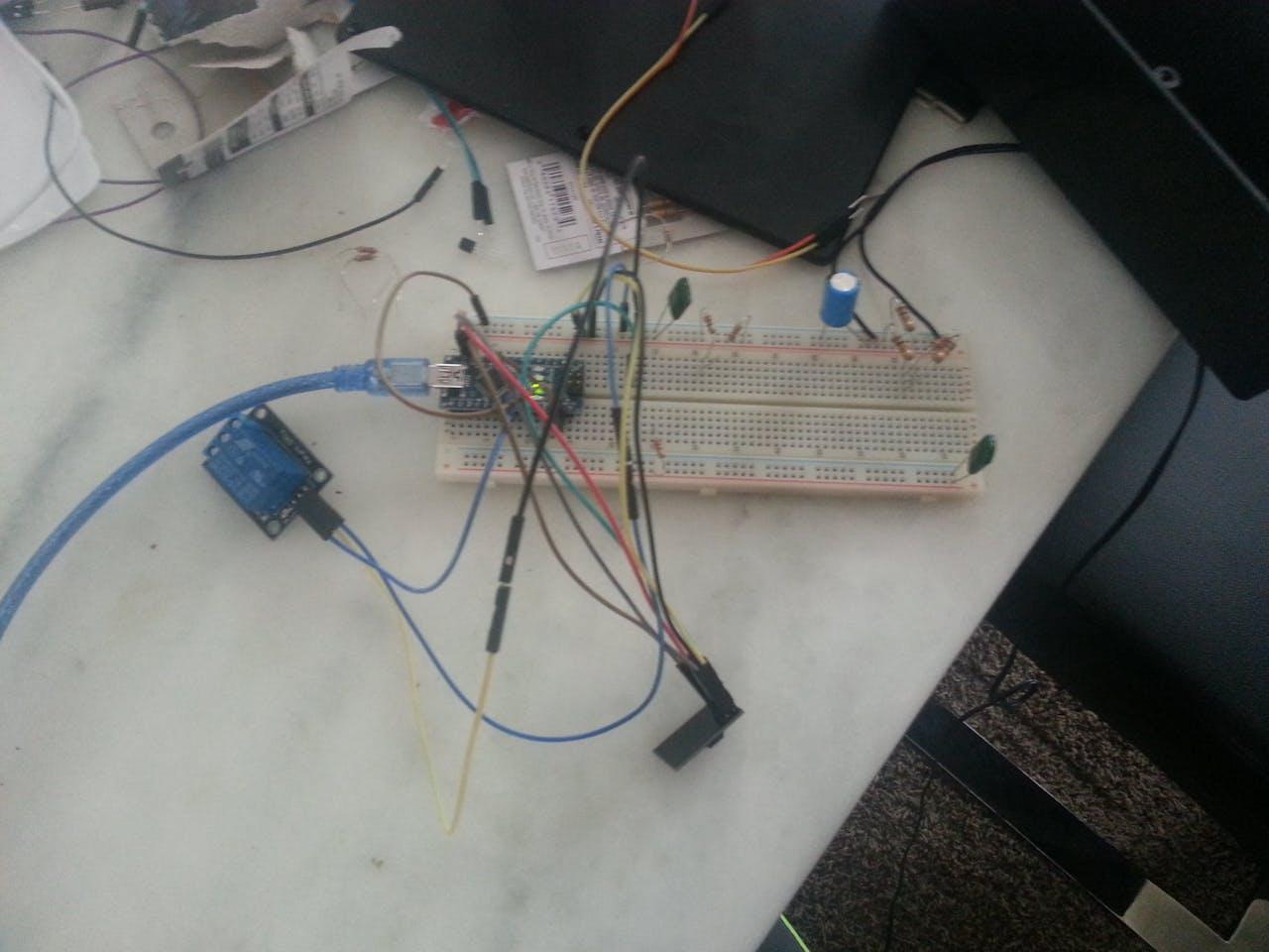 IoT arduino ESP Garage Door opener (UD) - Hackster.io
