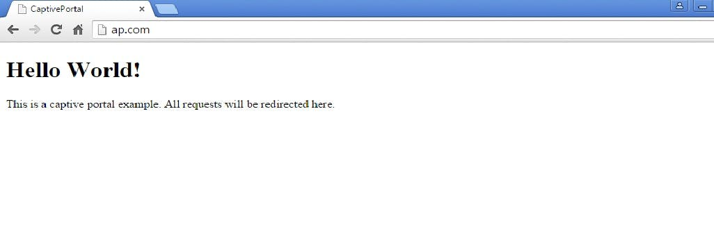 """Chrome example of typing """"ap.com"""" """"ap.net"""" etc. into Address Bar"""
