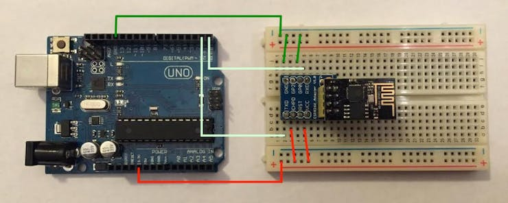 Connect to Blynk using ESP8266 as Arduino Uno wifi shield - Hackster io