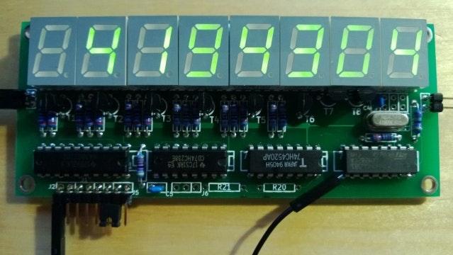 Ece Logic Circuit The Seven Segment Display