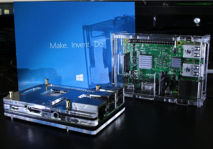 Replacing the old Raspbian based Hai with Windows IoT Core