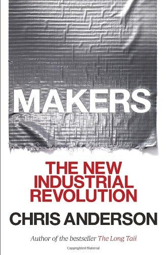 Inspirational book about the Maker movement