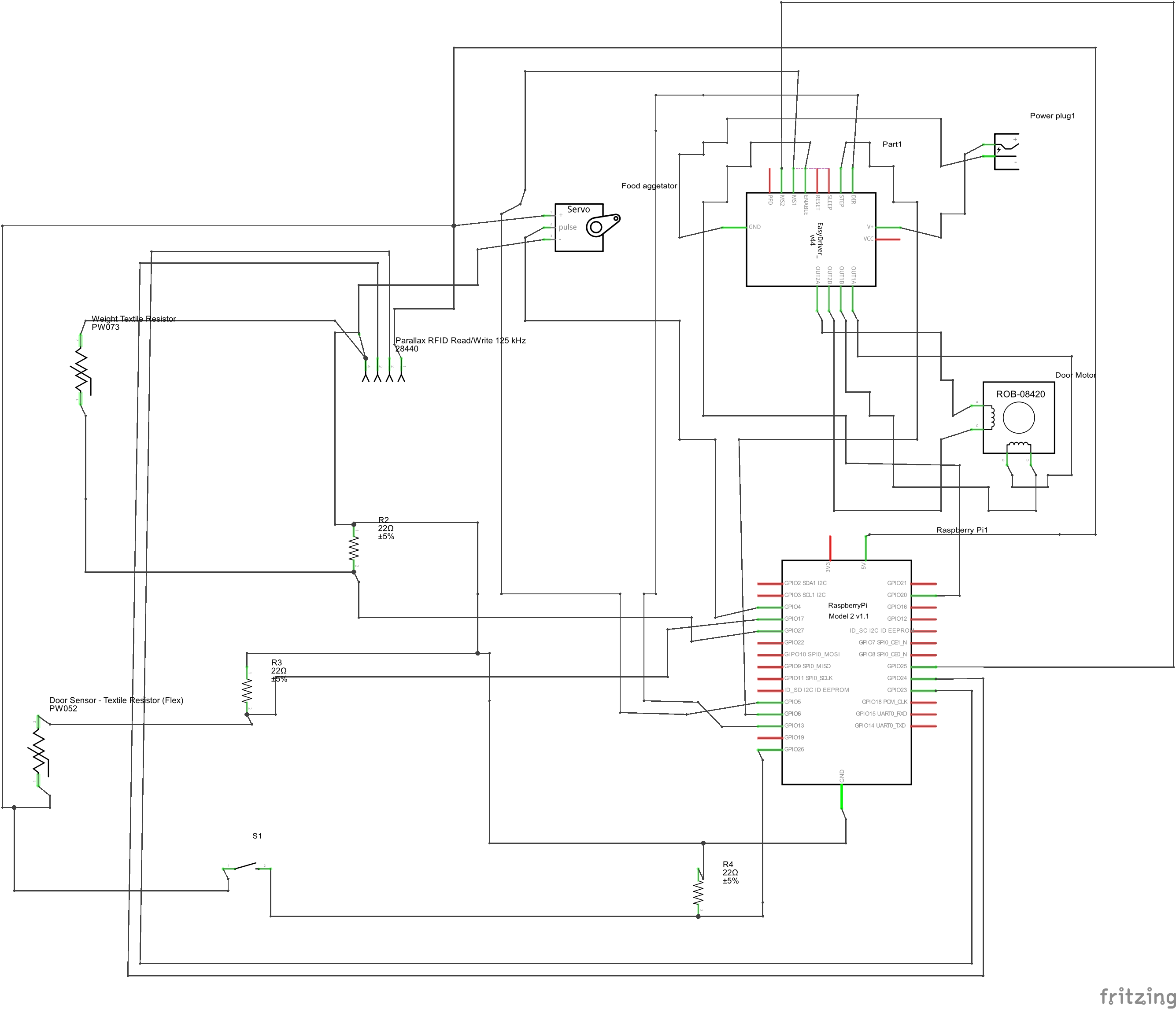 Cat Feeder Diagram Stepper Integrated Electronics_schem?auto=compress%2Cformat&w=680&h=510&fit=max automated pet feeder hackster io Metal Automatic Dog Feeder at alyssarenee.co