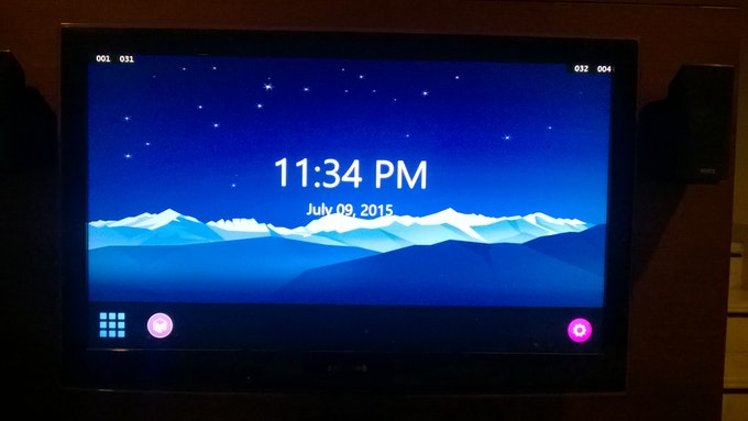 Clock Issue: Photo taken on 18 September, 2015 at 10 o'clock (IST)