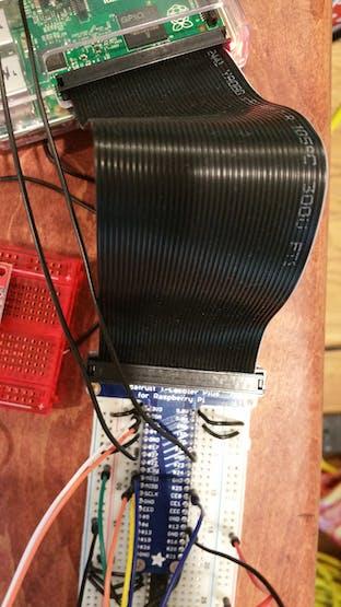 Raspberry Pi II and T-Cobbler Plus