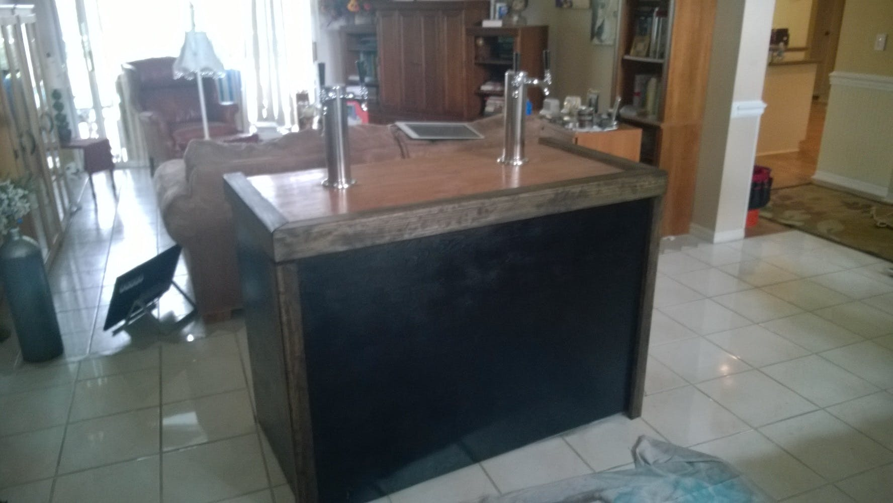 Final Kegerator w/o DIsplay