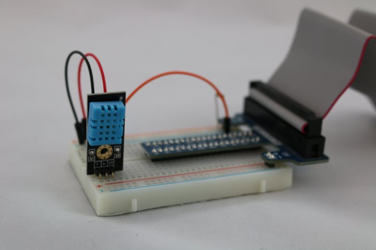 Raspberry Pi 2 Circuit