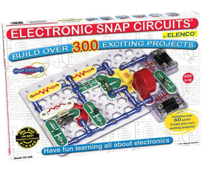 Snap Circuits ® 300 Experiments