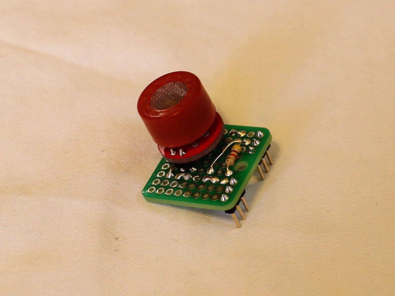 Wiring Diagram For Bac Diy Breathalyzer