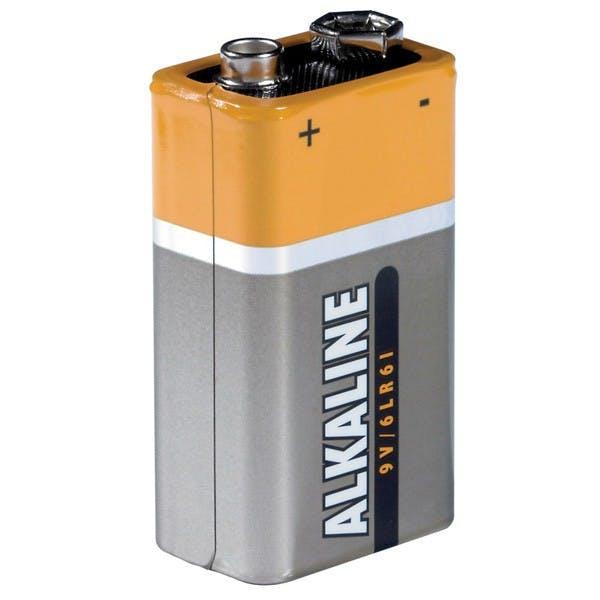 9V battery (generic)