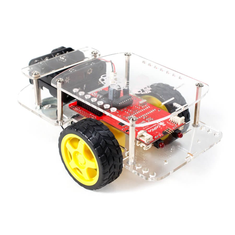 Gopigo base kit assembled 3