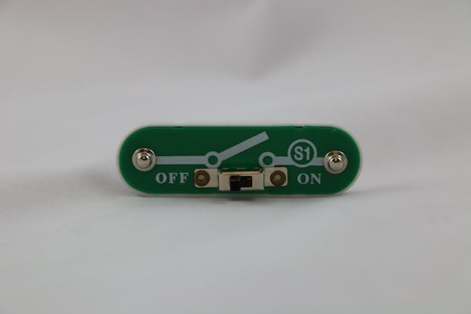 SPST Switch S1
