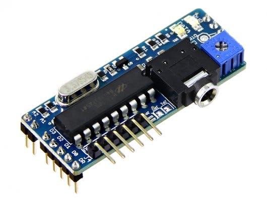 Arduino dtmf 1