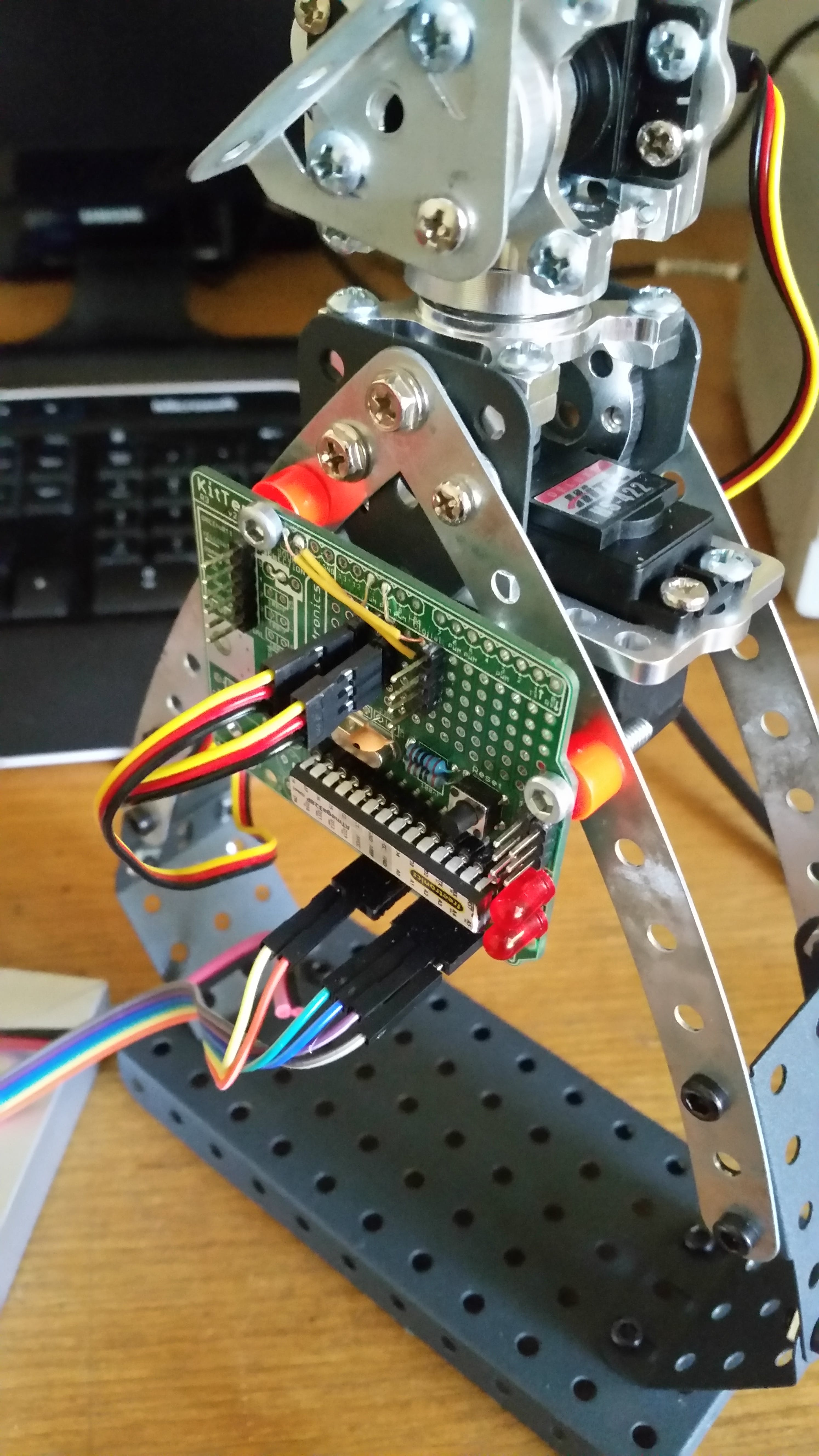 Bare Arduino connected