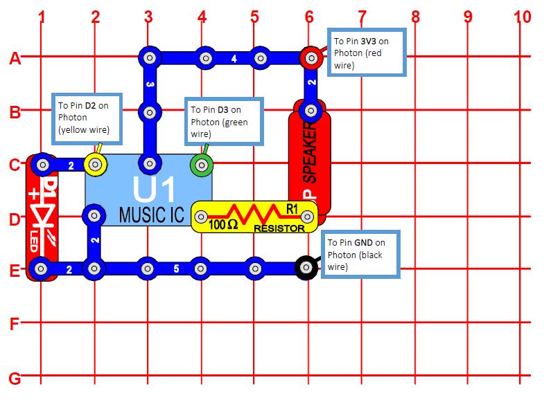 snap circuits u00ae - internet music