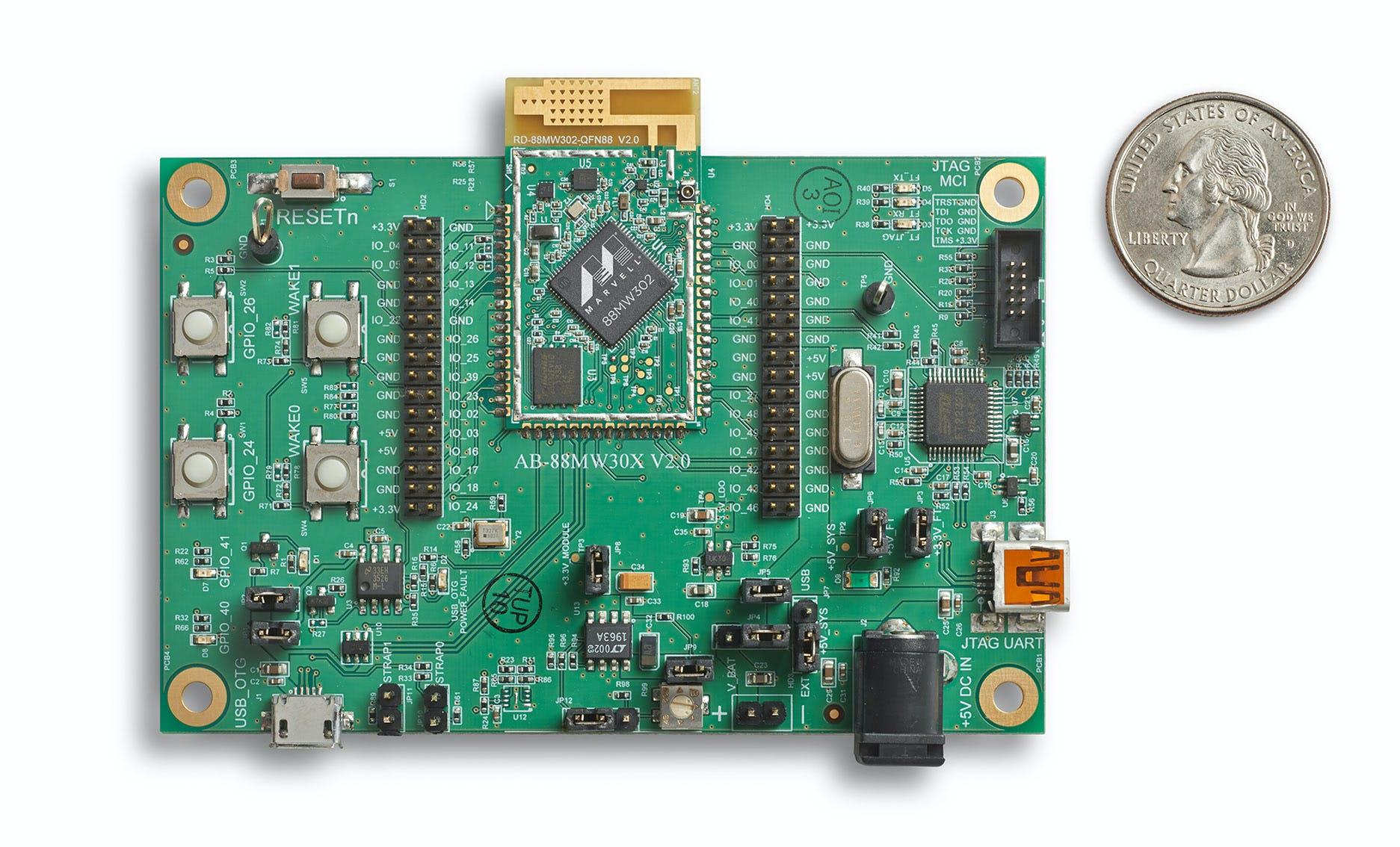 Marvell MW302 IoT Starter Kit