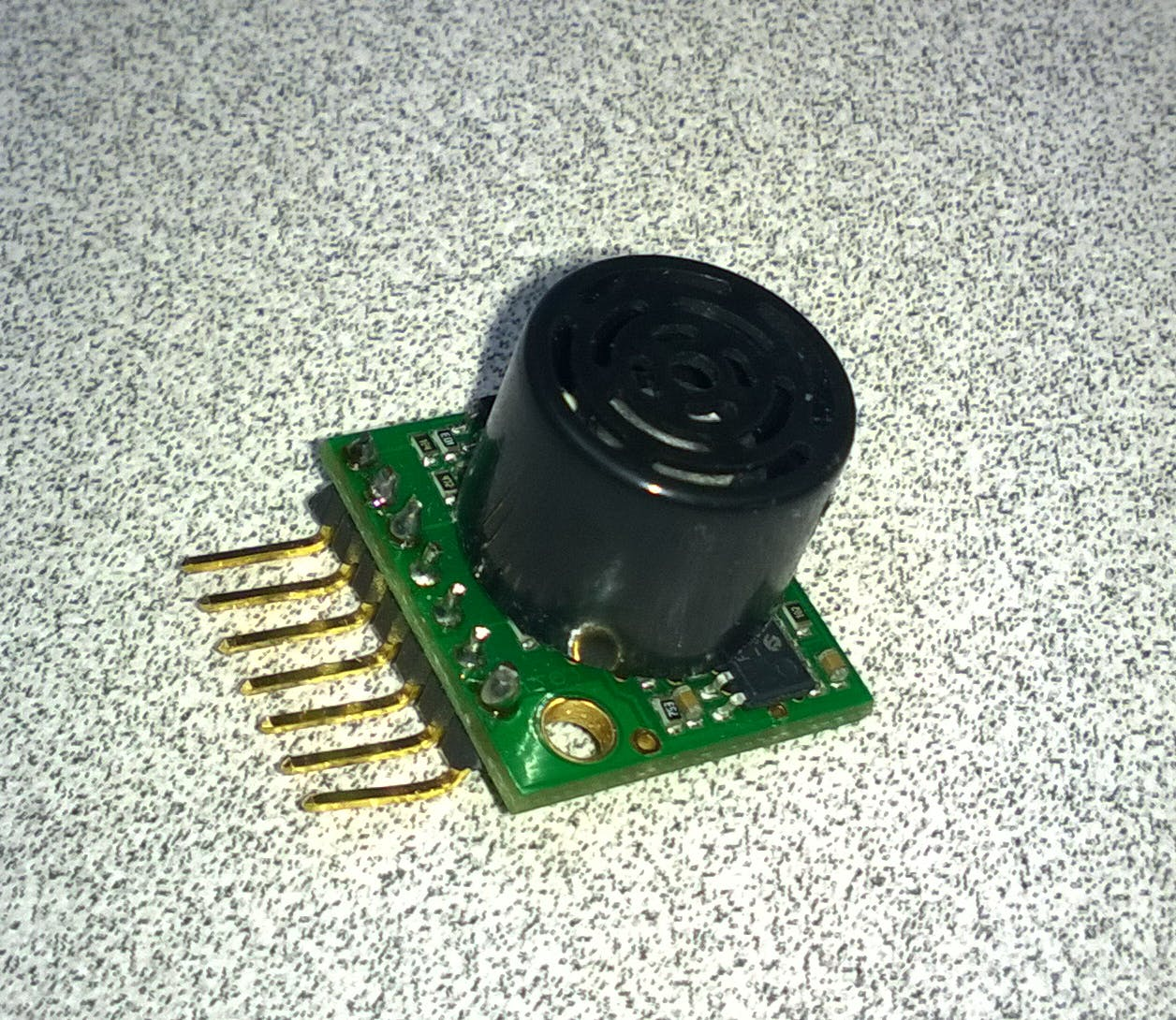 MaxBotix Sonar Sensor with Header Mounted