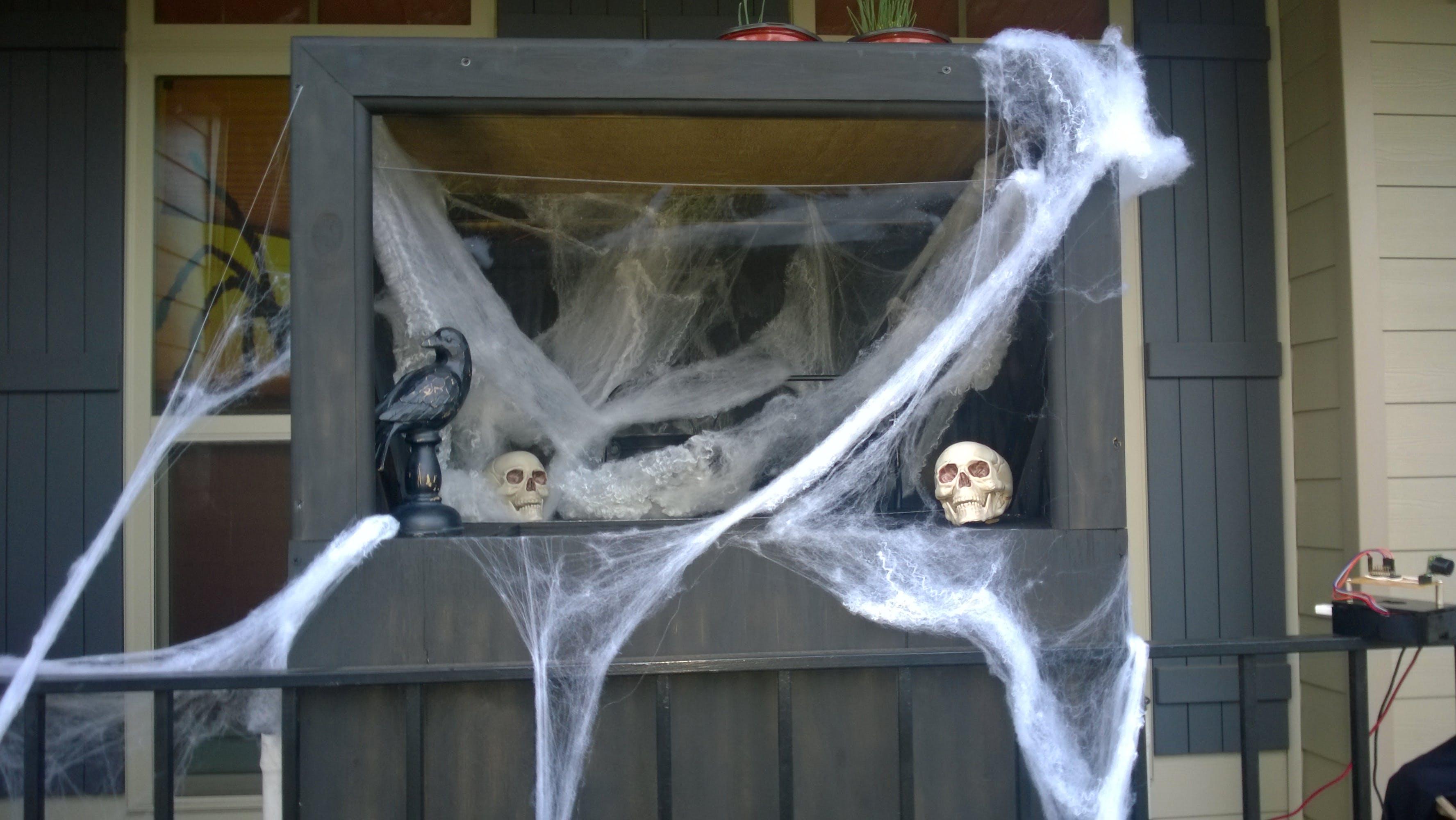 The Halloween Scene