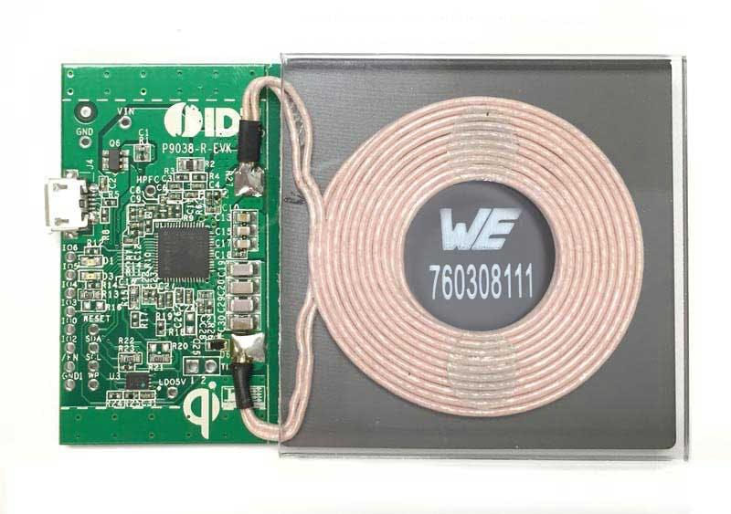 Qi 5W Transmitter Prototype Kit