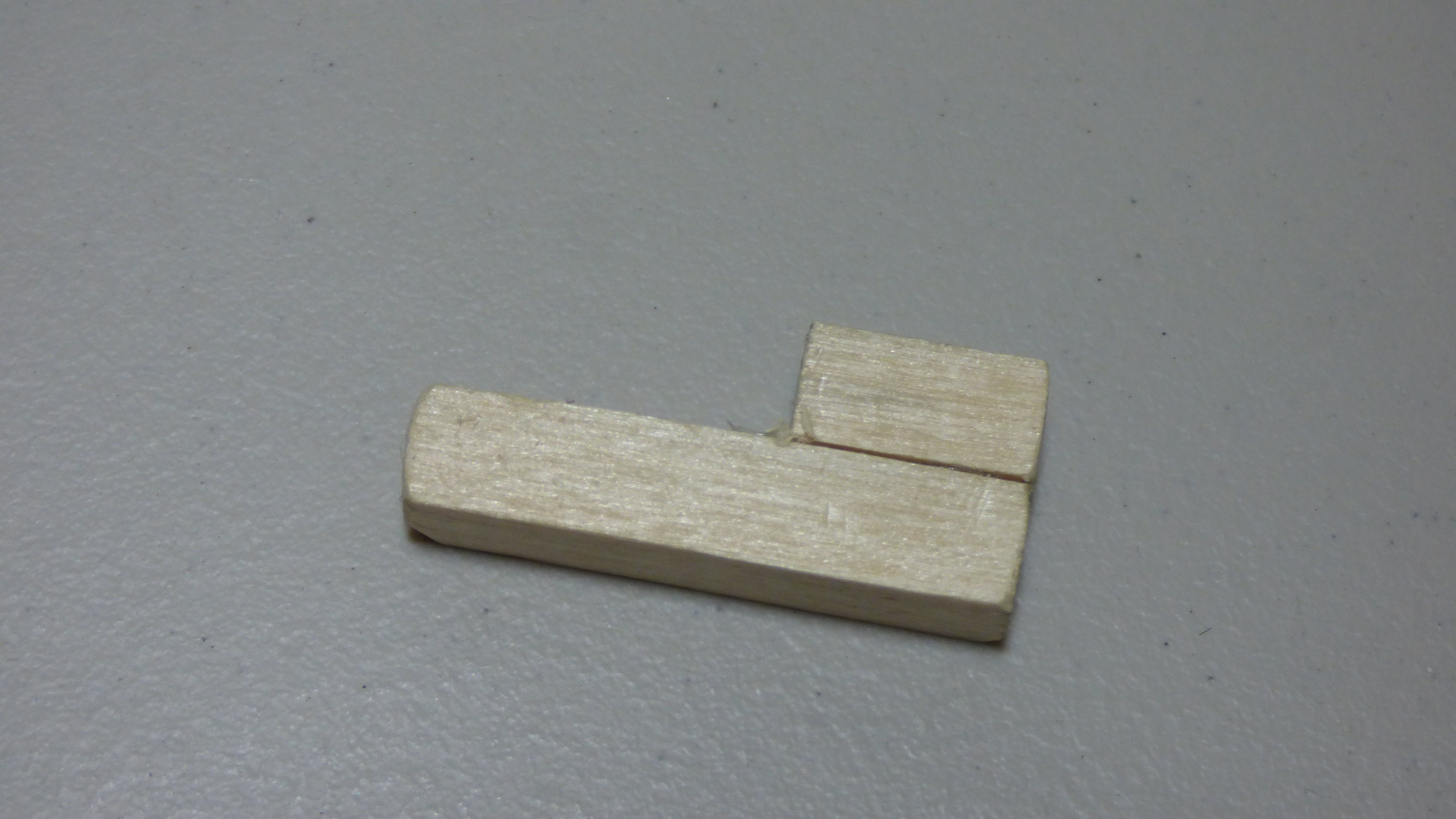 Wooden Spacer