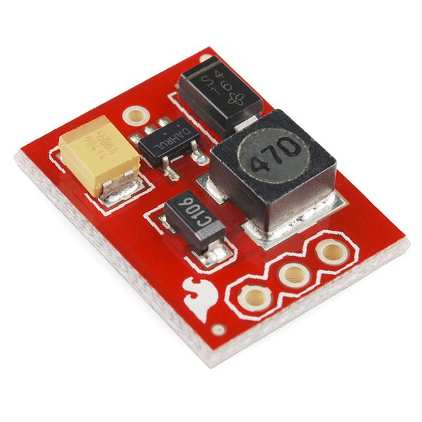 Step-Up Voltage Regulator - 5V