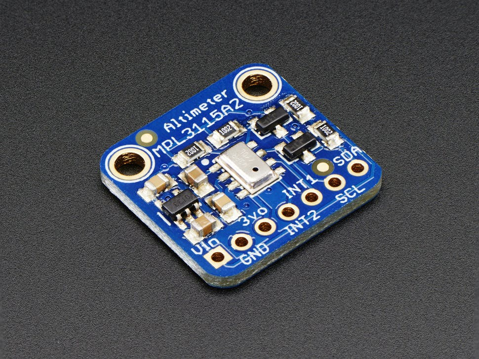 Pressure/Altitude/Temperature Sensor