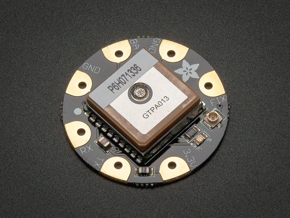 Flora GPS Module